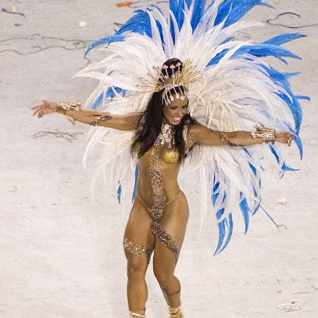 Carnaval de Samba en Río de Janeiro