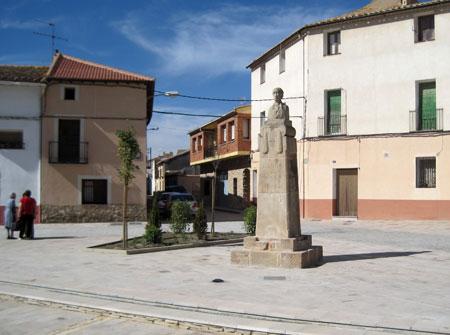 Plaza de Antillón