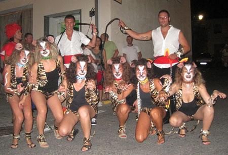 (Segundo premio disfraces Castellnovo 2010)