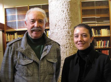Silvia Caballer  Almela  - D.G. del libro, Archivos y Bibliotecas C.V. -  Francisco Ponce