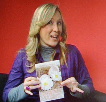 Silvia Costa popular entrevistadora de televisión