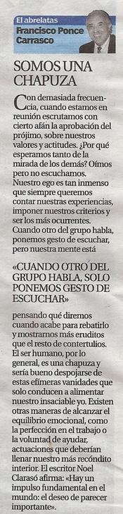 Somos una Chapuza - 20minutos (periódico)