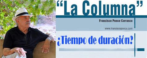 La Columna de opinión de Francisco Ponce