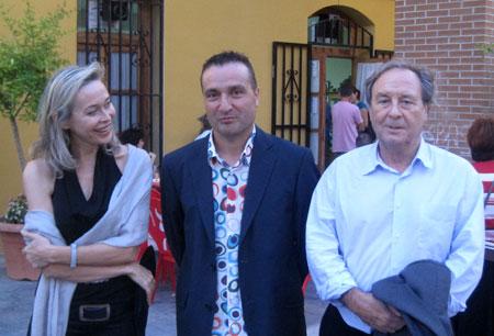 (Susana Fortes - Carlos Marzal - Vicente Verdú)