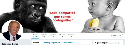 Twiter de Ponce