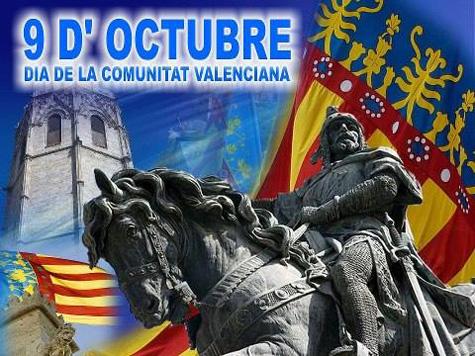 9 de octubre - Valencia