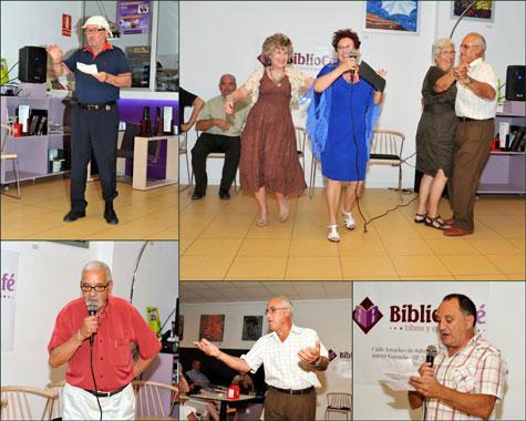 Vicente Soriano - Lola Cañada - Ubaldo Visier - Un Gran Cantante - Luis Hernández