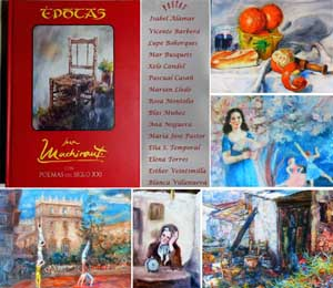 Libro de Joan Machirant (Pintor)