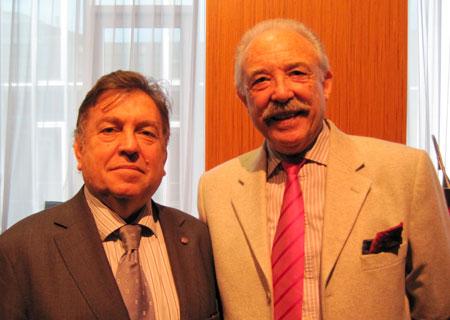 Vicente Ebri (Vicepresidente Mesa Lonja) - Francisco Ponce