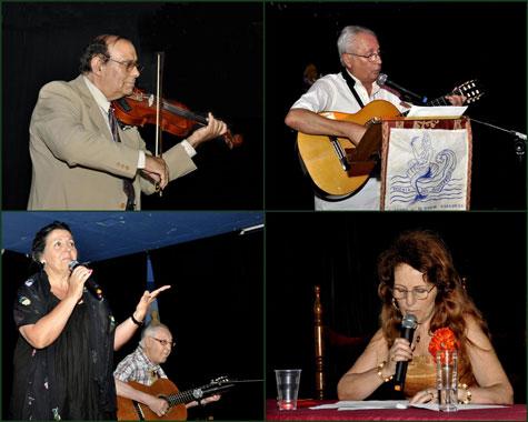 Violín -  Guitarra -  Canción