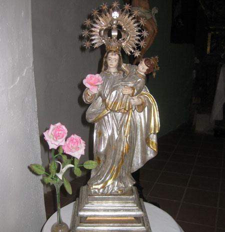 Virgen de la Rosa