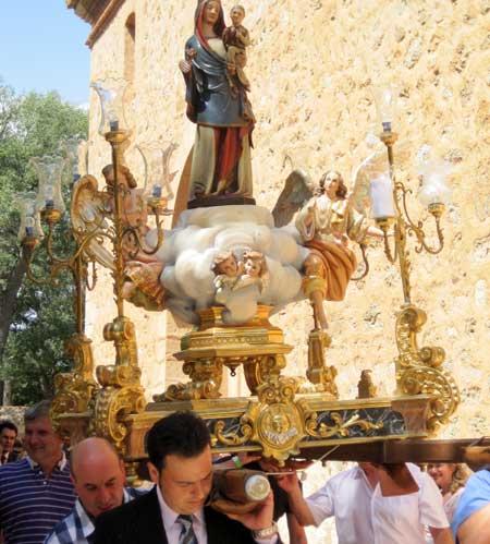 (Virgen del Molino)