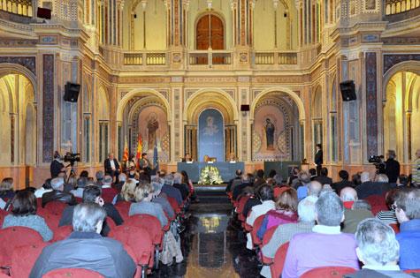 Interior Alfonso el Magnanimo de Valencia