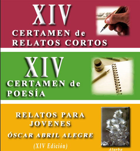 XIV Certamen literario Alfambra 2020