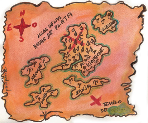Mapa del Tesoro (Pichín)