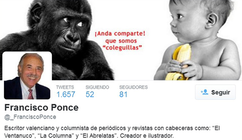 Twitter de Francisco Ponce