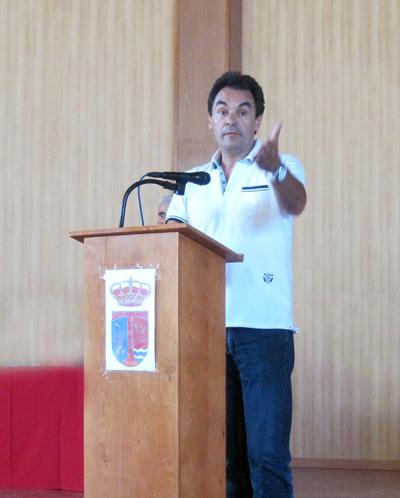Francisco Abril (Alcalde)