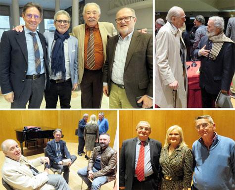 Presentación libros de Alejandro Font de Mora 2020