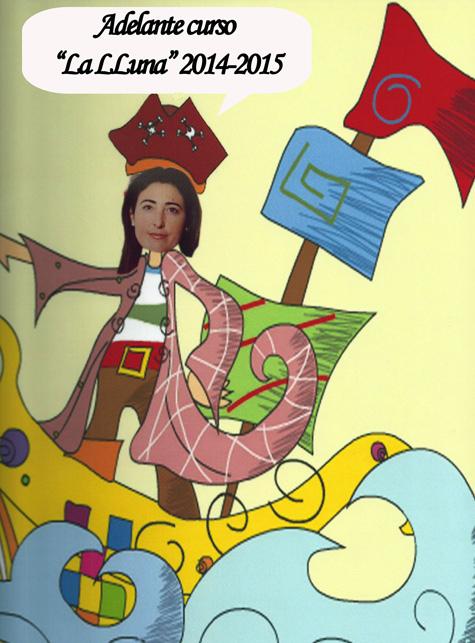 """Directora de la Escuela Infantil """"LA LLUNA"""""""