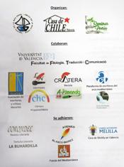 La poesía hermanamiento Chile y España