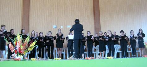 - Coral del Centro Artístico Musical Santa Cecilia de Foios (Valencia) -