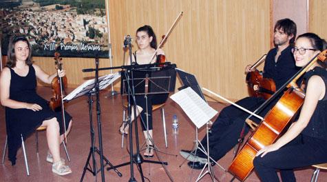 Cuarteto Músical