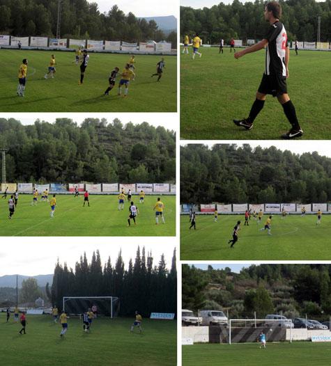 Seis imágenes del Castellnovo - Viver
