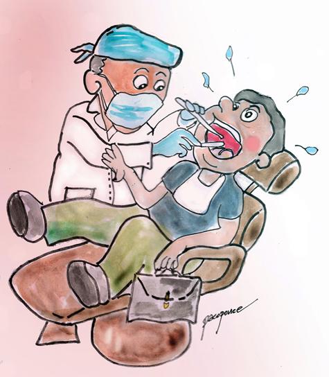 dibujo-dentista granada costa