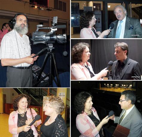 Liter-Nauta Tv. (entrevistas)