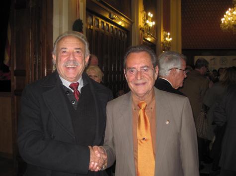 Francisco Ponce y Pedro Ángeles