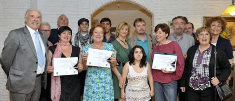 Participantes y amigos de L'Eliana