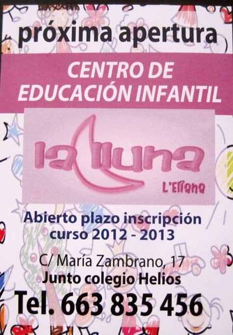 Escuela Infantil-Guarderia en L'Eliana