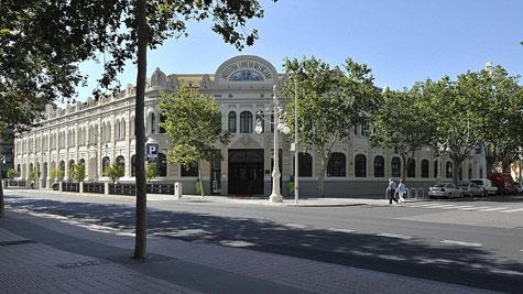 Edificio antigua Industria Lanera Valenciana