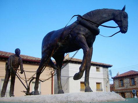 Monumento al labrador
