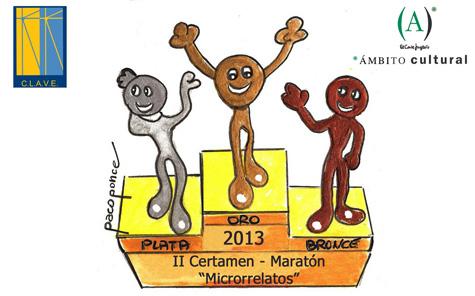 II Certamen-Maratón de Microrrelatos 2013 (Finalistas)