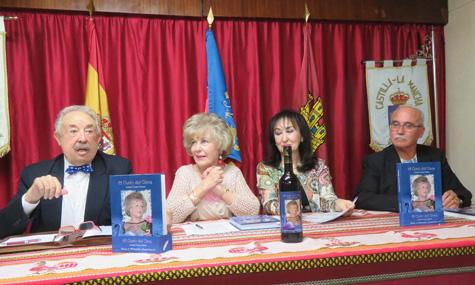 Carmen Carrasco en A-rimando