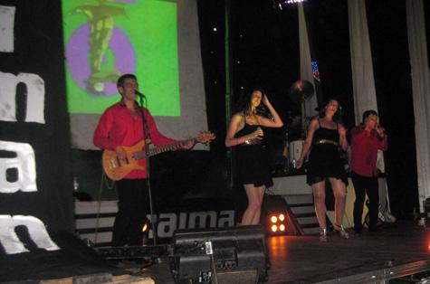 Orquesta Caimán
