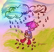 paraguas-niño