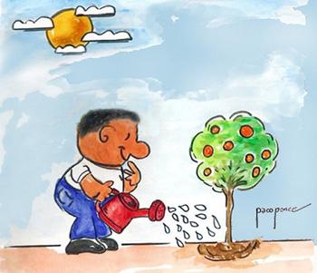 Dia del árbol