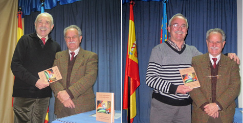 Francisco Ponce - Antonio Prima y Antonio Baños