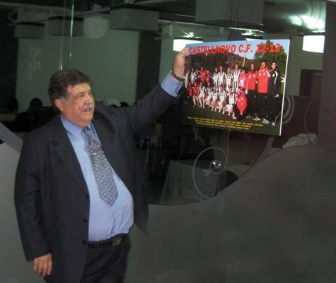 Ramón Ponce (Presidente del Castellnovo C.F.)