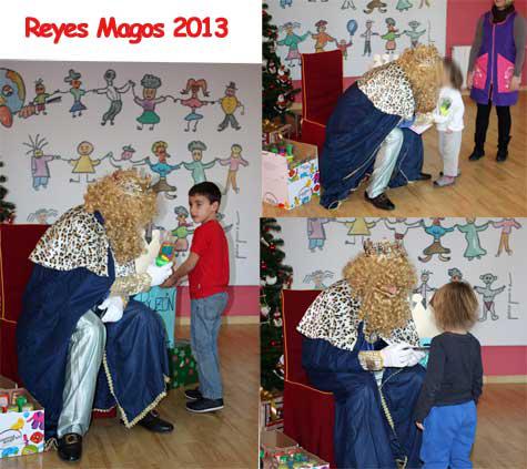 Los Reyes Magos en La Lluna L'Eliana (Valencia)
