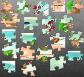 Puzzle-Rompecabezas (El mosquito Picón)