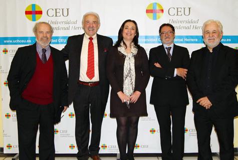 Participantes y representación del CEU