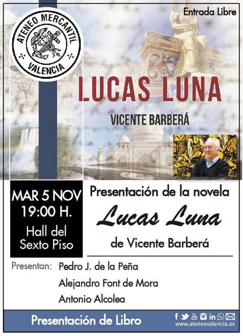 Lucas Luna (Libro de Vicente Barbera)