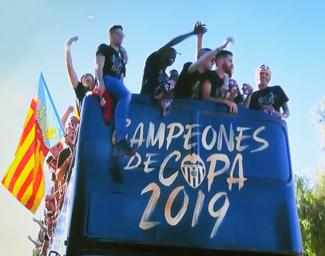 Valencia C.F. campeón Copa del Rey 2019
