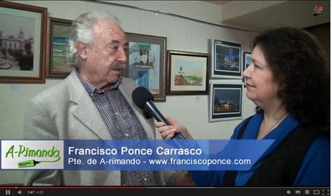 Entrevista a Francisco Ponce