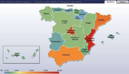 """En España han entrado en el 4º trimestre 2009 = 27.095"""""""