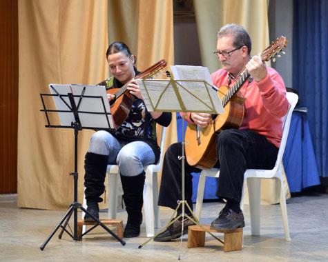 Yolanda Perpiñá y Fernando Zaragozá